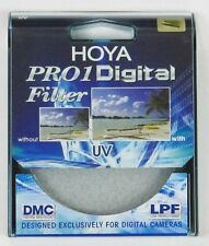 Hoya 52mm Pro 1 D 1D Digital Filter UV DMC NAGELNEU UK LAGER