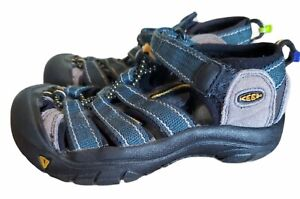 Keen Toddler Kids Blue Gray Water Shoes Sz 11 ( See Discription) Hiking  Sandals