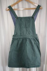 Gorgeous Fat Face Dungaree Dress age 12-13 years