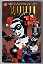 BATMAN ADVENTURES: MAD LOVE #1 - Grade 7.0 - Prestige Format! Origin of Harley!