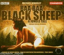 Michael Berkeley: Baa Baa Black Sheep, A Jungle Tale / Daniel, English Nor. - CD