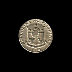 Philippines - 10 Sentimos - 1974 - KM# 198