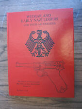Weimar and Early Nazi Lugers luger book Jan Still collectors item