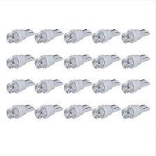 10x T10 White 168 194 501 W5W LED Side Car Light Wedge Bulb Lamp DC 12V
