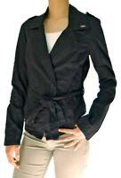 Rip Curl CADET JACKET Womens Blazer Top Jacket New- GJKOAP Black Rrp $109.99