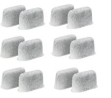 Blendin DCCF-12 12 Replacement Charcoal Water Filters for Cuisinart Coffee Machi