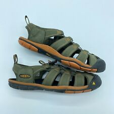 KEEN Men's Newport H2 Black Waterproof Water Sports Hiking Sandals Sz 9 1008662