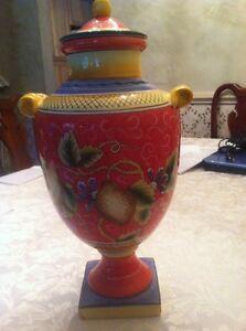 Large Decorative Urn