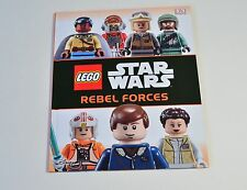 New LEGO Star Wars: Rebel Forces (Hardcover) Children Book ISBN 9785001013945