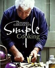 Antonio Carluccio's Simple Cooking, Antonio Carluccio