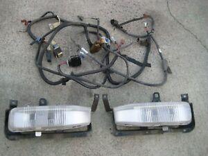 92-93 1992-1993 Honda Accord CB7  Fog Lamps Lights Rare OEM