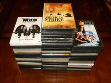 RARE LOT de 53 DVD FILM AMERICAIN en bon état