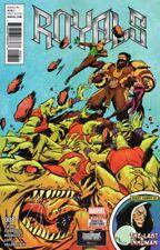 Royals #8 Comic Book 2017 - Marvel