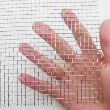 304 Stainless Steel Woven Wire Mesh 5mesh 1roll 118 X 236 Inch 30cmx60c