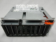 "NEW IBM 8340 46K7881 8x SAS 2.5"" Disk Media Backplane w/External SAS pSeries"