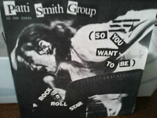 "patti smith group""so you wa""single.or.fr.arista:de 1979"