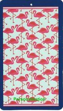 40 x 72 Vintage Flamingo Oversized Beach Pool Towel Personalized With Name