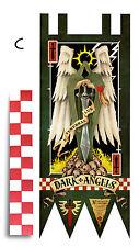 40k lifesize vinyl banner, Dark Angels
