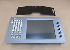 SONY MKS-8011A MENU PANEL FOR MVS-8000 & DVS-9000 PRODUCTION SWITCHER PROCESSOR