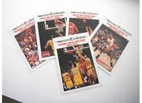 Chicago Bulls 1991 NBA Champions Gift Set - Michael Jordan - 1991-92 NBA Hoops