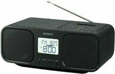 SONY Radio Kassette CD Recorder CFD-S401 Black