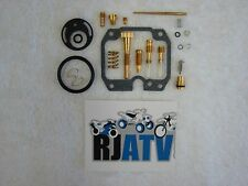 Yamaha YFM125 Grizzly 2004-2006 Carb Rebuild Kit Repair