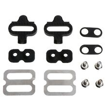 Bicycle Bike Cycling Self-locking Compatible Pedal Cleat Set for Shimano MTB SPD