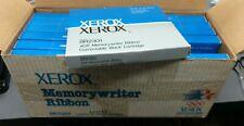 Lot Of 12 Xerox 600 Series 36 Xcp Memorywriter Correctable Ribbon Diablo 620