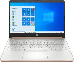 "HP Laptop 14"" Intel Celeron N4020 4GB Memory 64GB eMMC Webcam Bluetooth, Windows"