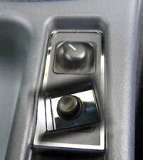 D mercedes slk r170 cromo marco para consola de interruptores-espejo/capota piezas 2