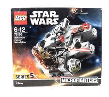 LEGO StarWars 75193 Millennium Falcon Microfighter Serie 5