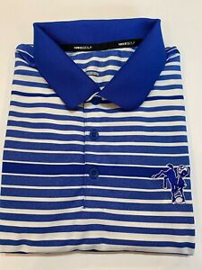 Indianapolis Colts Polo Shirt by NIKE Golf Men's Large or XL