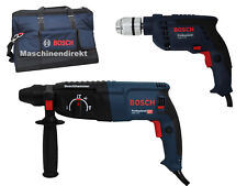 Bosch Perforateur avec Sds+ Gbh 2-26 + Perceuse à Percussion Gsb 13 Re en Sac