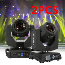 2Pcs 230W Zoom Moving Head Light 16 Prism Beam Gobo Spot DMX 7R Stage Party Show