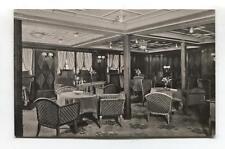 Hamburg-Amerika Linie - D. 'Hamburg' - Damenzimmer der Touristen-Klasse postcard