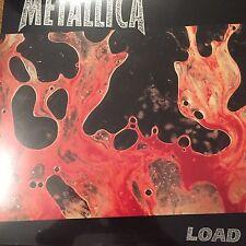 METALLICA - LOAD  - 2 X LP VINYL - BLACKENED RECORDINGS - NEW AND SEALED