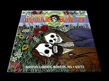 Grateful Dead Dave's Picks 21 Boston Garden Massachusetts MA 4/2/73 1973 3 CD