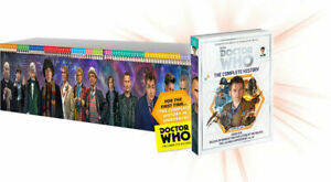 DOCTOR WHO THE COMPLETE HISTORY - PICK YOUR OWN