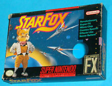 Starfox - Super Nintendo SNES Nintendo - USA