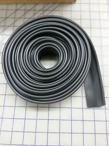 "Fender Welting Black Rubber Sold by the FOOT 3/16"" Bead"
