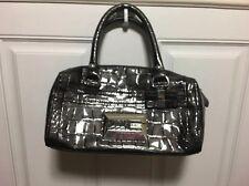 GUESS  grey/black  color handbag