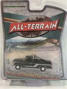 1992 Ford F-150 All Terrain 1:64 Scale Greenlight 35150D