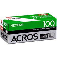 5x Fujifilm Neopan 100 Acros 120 LAST OF THE STOCK FROM FUJI 5 Rolls