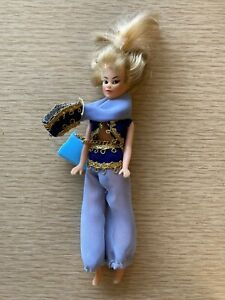 """1977 Remco I Dream of Jeannie 6"""" Doll Loose Barbara Eden Inspired"""