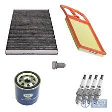 Inspektionspaket Inspektionskit Filtersatz VW Golf 4 IV Bora 1,4 16V 55KW 75PS