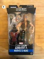 Marvel Legends Nuke – Giant-Man (Captain America: Civil War) BAF Wave