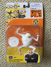 """Despicable Me 3 Gru in Super Suit 3"""" Toy Collectible Figure 2017"""