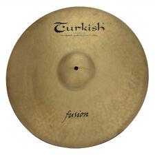 "TURKISH CYMBALS Becken 20"" Ride Heavy Fusion bekken cymbale cymbal 2711g"