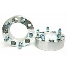 2 Pcs Wheel Spacers Adapters 5X5.5 ( 5X139.7 ) | 1/2 Studs | 50MM 2 Inch For RAM