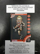 2013 AFL TEAM FORWARD MAGIC WILD CARD MW-15 NICK DAL SANTO ST KILDA